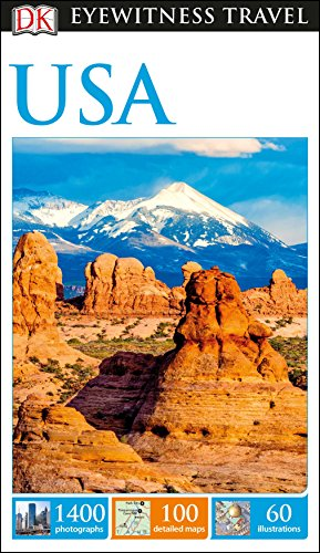 9781465459831: DK Eyewitness Travel Guide USA
