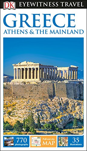 9781465459992: DK Eyewitness Travel Guide Greece, Athens & the Mainland