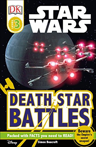 9781465460042: Star Wars: Death Star Battles (DK Readers Level 3: Star Wars)