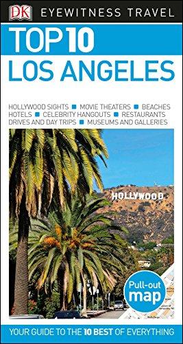 9781465460240: Dk Eyewitness Top 10 Los Angeles