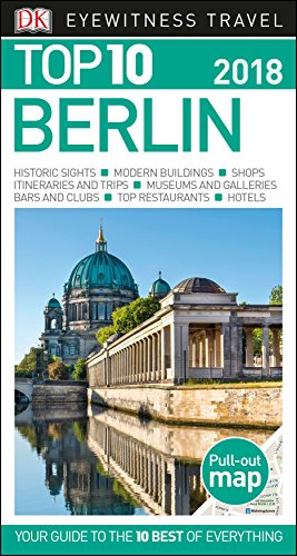 9781465460547: Top 10 Berlin (DK Eyewitness Top 10 Travel Guides)