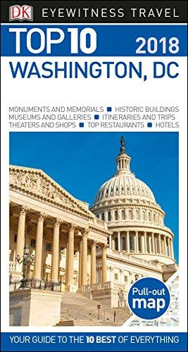 9781465460608: Top 10 Washington, DC (Eyewitness Top 10 Travel Guide)