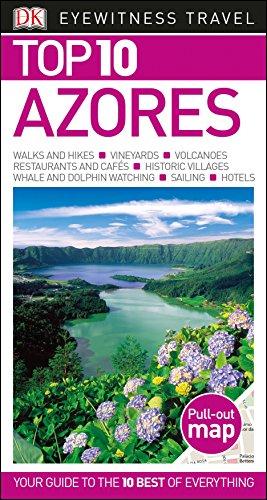 9781465460646: Top 10 Azores (Dk Eyewitness Top 10 Travel Guide)