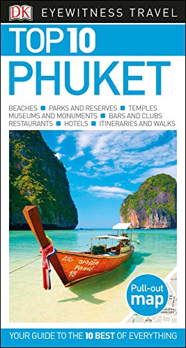 9781465461285: Top 10 Phuket (DK Eyewitness Top 10 Travel Guides)