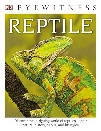 9781465462497: DK Eyewitness Books: Reptile