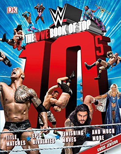 Wwe Book Of Top 10s: