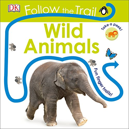 9781465465641: Follow the Trail: Wild Animals