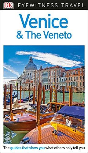 9781465467980: DK Eyewitness Travel Guide: Venice & the Veneto