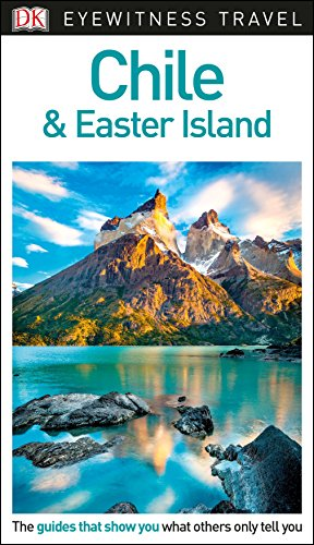 9781465468000: DK Eyewitness Travel Guide Chile & Easter Island