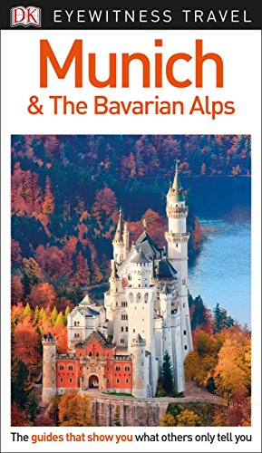 9781465468239: DK Eyewitness Travel Guide Munich & the Bavarian Alps