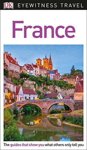 9781465468277: DK Eyewitness Travel Guide France