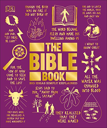 Book Cover: The Bible Book: Big Ideas Simply Explained