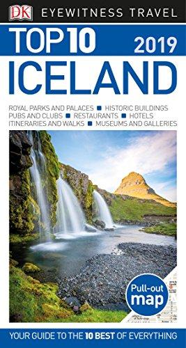 9781465468932: Top 10 Iceland (Eyewitness Top 10 Travel Guide)