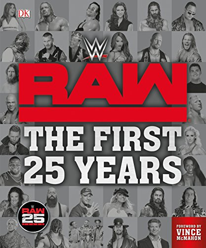 Wwe Raw: the First 25 Years