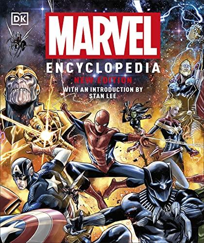 Marvel Encyclopedia, New Edition: