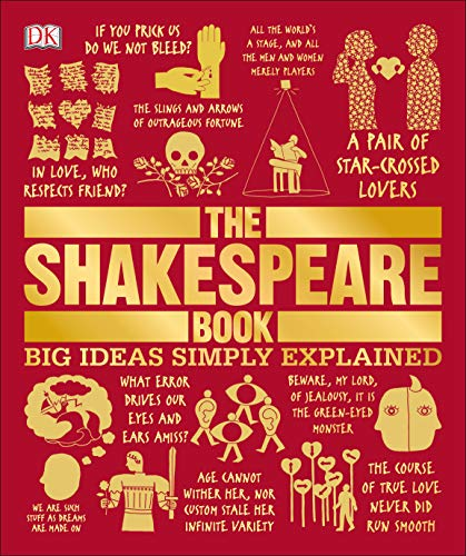 9781465481245: The Shakespeare Book: Big Ideas Simply Explained