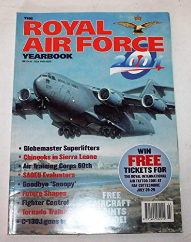 9781465582010: Royal Air Force Yearbook 2001