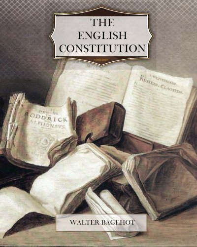 9781466202962: The English Constitution