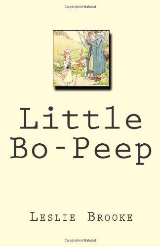 9781466209756: Little Bo-Peep
