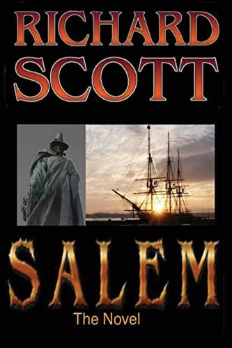 9781466218284: Salem: A Novel