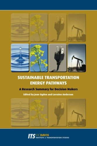 Sustainable Transportation Energy Pathways: a Research Summary