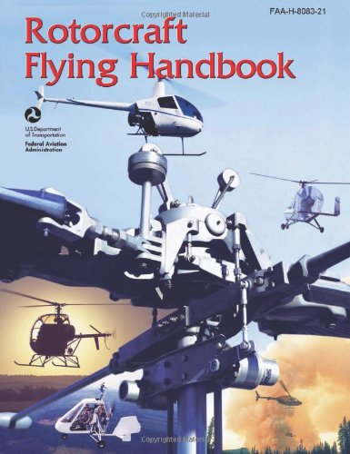 9781466223196: Rotorcraft Flying Handbook