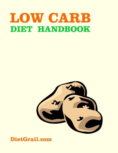 9781466224995: Low Carb Diet Handbook