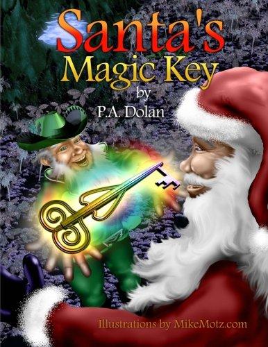 9781466242692: Santa's Magic Key