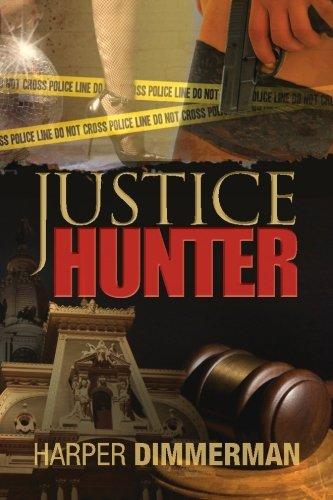 9781466269880: Justice Hunter