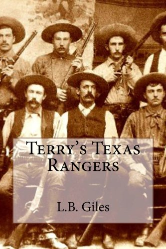 9781466277632: Terry's Texas Rangers