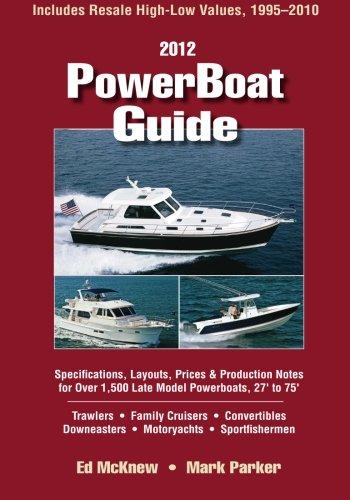 9781466283411: 2012 Powerboat Guide
