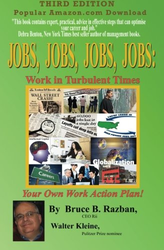 9781466287914: Jobs, Jobs, Jobs, Jobs: Work in Turbulent Times