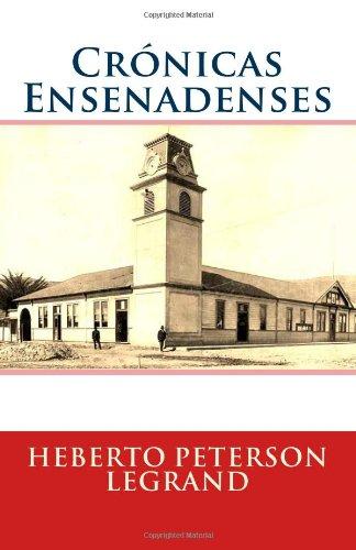 9781466292840: Crónicas Ensenadenses (Spanish Edition)