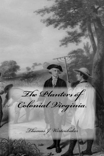 9781466296527: The Planters of Colonial Virginia