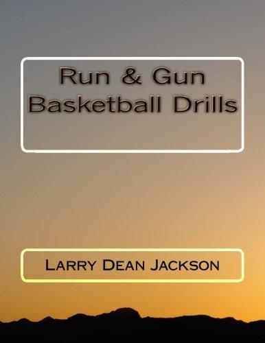9781466305274: Run & Gun Basketball Drills