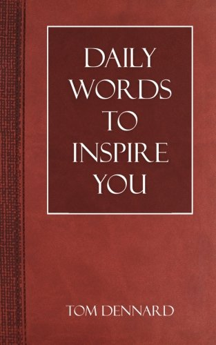 9781466314016: Daily Words to Inspire You: Volume I (Volume 1)