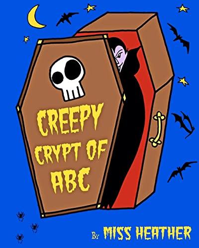 9781466319592: Creepy Crypt Of ABC