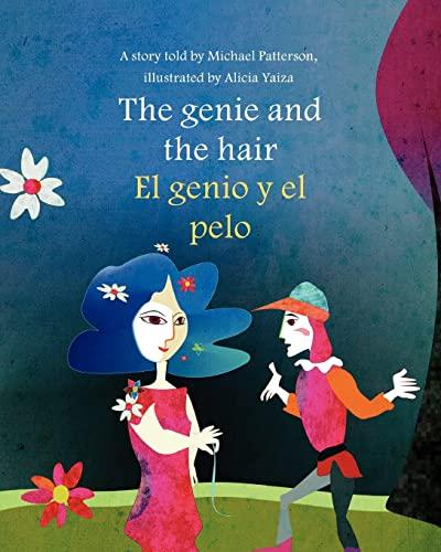 9781466321953: The Genie and the Hair/El Genio y el pelo