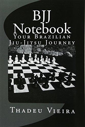 Bjj Notebook (Paperback): Thadeu A Vieira