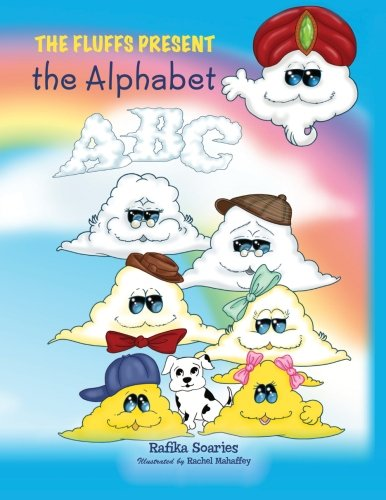 9781466334434: The Fluffs Present the Alphabet