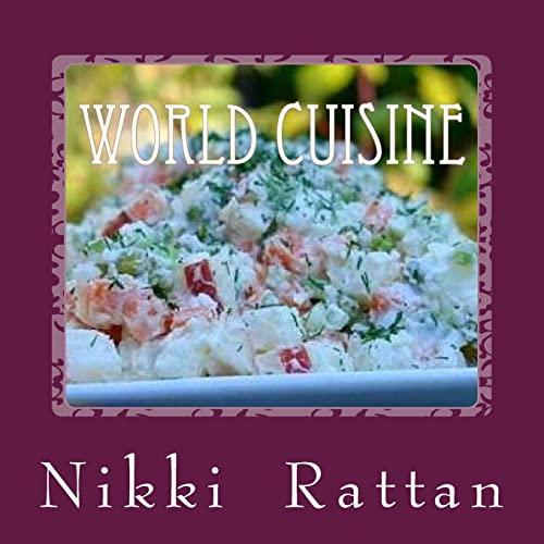 9781466345010: World Cuisine