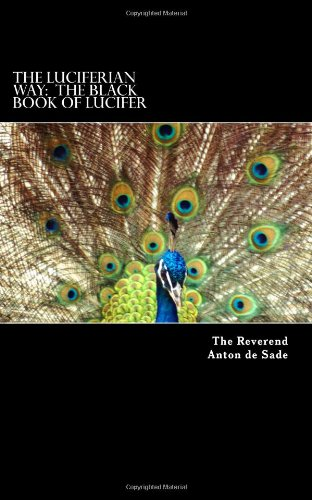 9781466347113: The Luciferian Way: The Black Book of Lucifer