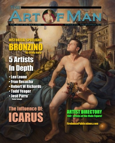 9781466354906: The Art Of Man - Seventh Edition: Fine Art of the Male Form Quarterly Journal