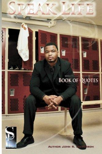 9781466358980: Speak Life Book of Quotes