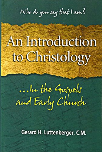 9781466384347: An Introduction to Christology: ...In the Gospels and Early Church