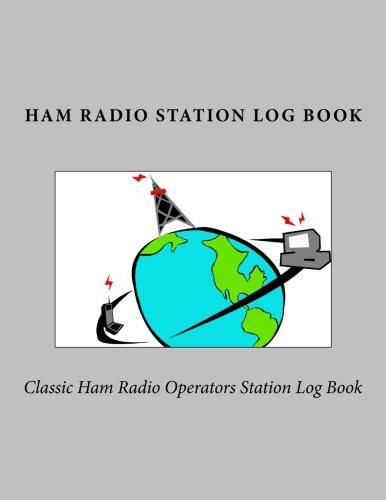 9781466395268: Ham Radio Station Log Book