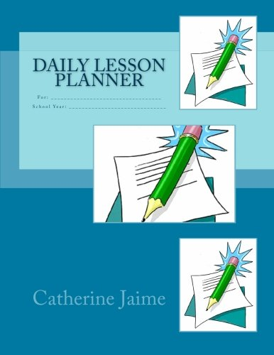 9781466395879: Daily Lesson Planner