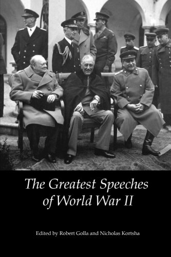 9781466397972: The Greatest Speeches of World War II