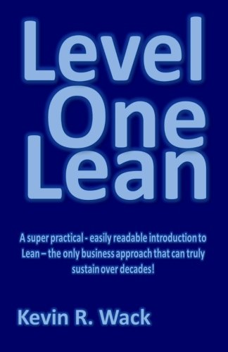 9781466401860: Level One Lean