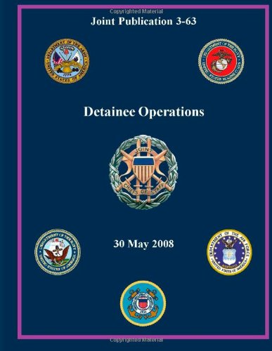 9781466417137: Detainee Operations: Joint Publication 3-63